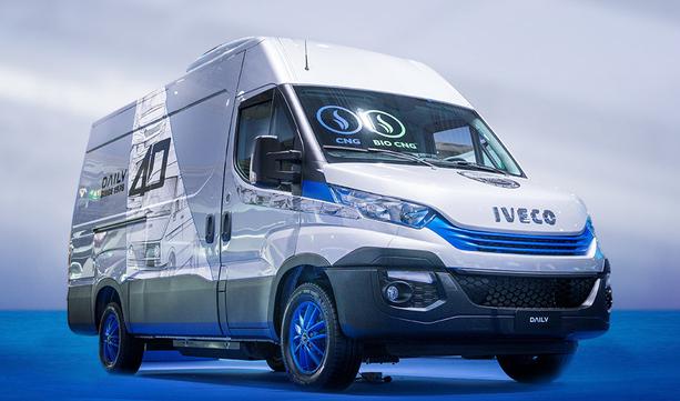 IVECO prezentuje Daily Limited Edition na targach IAA 2018