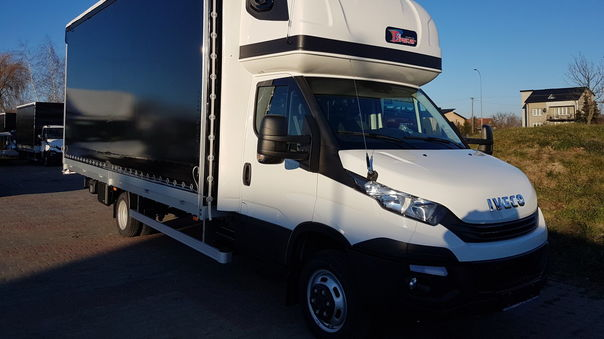 IVECO Daily 50C15 SKRZYNIA
